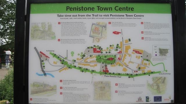Penistone History